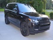 Land Rover Range Rover 78 miles
