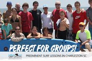 Best Surfing Lessons in Charleston SC