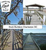 Best Dock Builders in Charleston SC